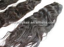 Beautiful natural color curly virgin Mongolian hair weaving