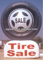 Tire Model, Inflatable Tire Replica, Tire Balloon S6023