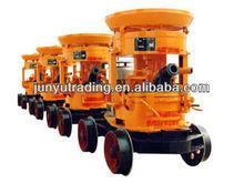 Dry type Concrete Shotcrete Machine With Low dust