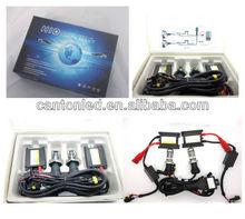 car accessory AC Ballast Replacment HID Xenon Headlight Hi/Lo Kit for 35W H4-3 10000K