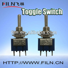 3-way on-off-on 3 pole off on on toggle switch 3a 250vac