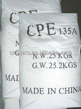 CHLORINATED POLYETHYLENE/CPE impact modifier