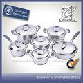 12 piezas de silicona eléctrico de mando de aceroinoxidable utensilios de cocina cytg12-32-3