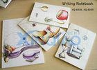 Paper Line Note Book / Plain Notebooks