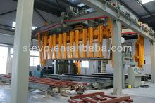 Aac blocco che fa la macchinaimpianto produttore/utilizzato calcestruzzo aac blocco di cemento espanso fornitore
