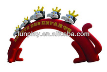 2013 inflatable gate
