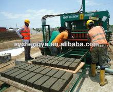 QFT5-20 low investment blocks bricks business