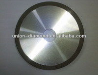 Resin bond 1A1 diamond and CBN grinding wheels for tungsten carbide tools grinding 0086-15039091808