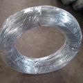 Diferentes marcas em fio 4 mm galvanizado fio de aço suave