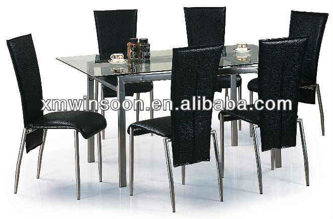 table et chaise a manger pas cher table chaise manger. Black Bedroom Furniture Sets. Home Design Ideas