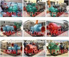 Low Price Sand Suction Dredging Machine Pump