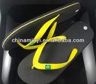 rubber flip flops brazilian shoes