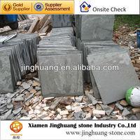 honed green slate stone