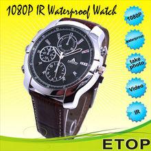 Waterproof Hidden Hand Watch Camera