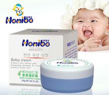 Honibo a base de hierbas cuidado del bebé crema Eczema