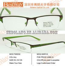 High Quality Newest design 2013 men fashion eyewear