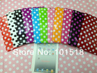 """New Dot Pattern TPU Case Cover for Apple Ipad MINI 7""""tablet"""