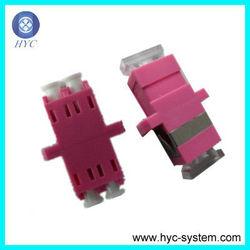*HYC fiber optic SC/LC OM4 adapter