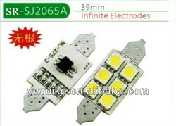 12v Auto LED Reading Light SR-SJ2065A