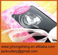 Cute Cheap Gift Box Heart Measuring Spoon