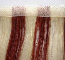 PU Hair weft /Skin Weft Hair/Glue Tape Hair