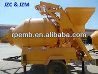 Big mixing capacity Diesel Engine Reversing Concrete Mixer RDCM-750C(Customized)/portable ready mix concrete mixer Specification