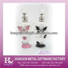 HX-1237 Design Crystal Ball Shape Perfume Bottles For Valentines Gift