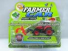 pull back diecast cars toy,farmer alloy car,metal car toy