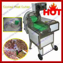Multifunctional cooked beef cutter machine