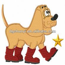 nakış tasarımları köpekler çocuk giyimiçin