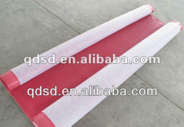 PVC waterproof roof coating
