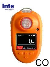 carbon monoxide leak alarm high and low alarm