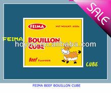 10g BEEF FLAVOUR BOUILLON CUBE