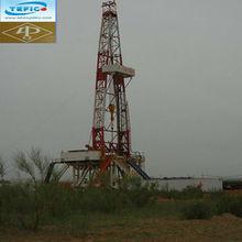Tefico kazakhstan press drill oil gas