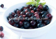 GMP Manufacture Acai Berry Extract 5% Vitamin C