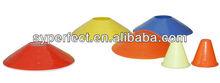 Soccer Training Cone Disc Agility Training Cone 5CM Hole
