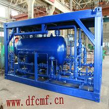 ASME pressure vessel gas liquid separator marine oil water separator