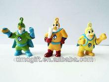 promotional mini HIPS animal figurine penguin