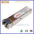 Kompatibel 1.25 gbps sfp wacholder erreichen 20km optischen transceiver