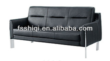 Leather lounge suites(114-3)