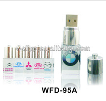 Real Full Capacity Crystal USB Pen Drives 1GB 2GB