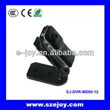 2013 Popular EJ-DVR-MD80-12 HD Mini dv cam