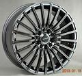 rueda de aleación de aluminio