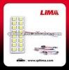 DM-50-16 12 volt led dome light
