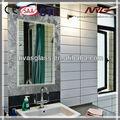 dekorativ geschnitzten spiegel