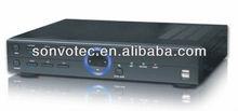 HD-SDI DVR 4CH 1280 x 720p HDMI/VGA