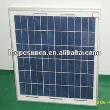 50w A Grade polycrystalline pv solar panel price
