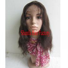 Shunfa Hair Factory 100 hand made full lace wig