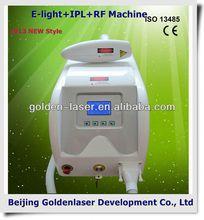 2013 New design E-light+IPL+RF machine tattooing Beauty machine eyebrow tattoo pen