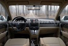 MC100 Portable HD 4.3'' Car Driving DVR + RearView Mirror +Wireless Backup Camera